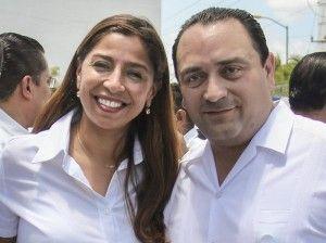Maribel y gobernador