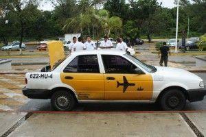 Taxi Secuestrado