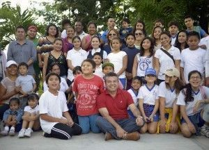Familia Mauricio
