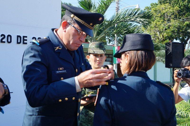 Fuerzas Armadas entrega ascensos a su tropa en Chetumal - El Punto ...