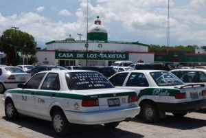 taxis cancun