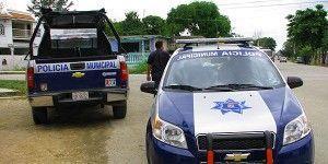policias municipales