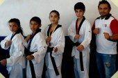 Destacan talentos deportivos de la zona maya
