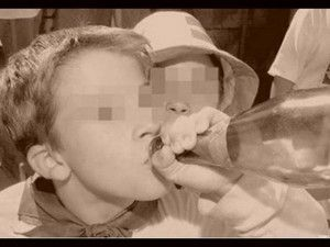 niño borracho
