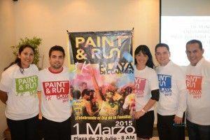 paint run