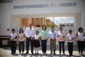En Solidaridad se responde a la demanda educativa. Se inauguran kínder y primaria en Villas del Sol