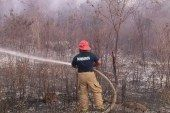 Sofocan dos incendios en Zona Maya de Quintana Roo