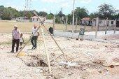 Inician la construcción de domo deportivo en Miguel Hidalgo, Bacalar