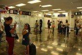 Para no variar, Interjet retrasó su vuelo matutino a Chetumal