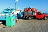 A la víspera de semana santa, capitanía de puerto de Holbox toma previsiones