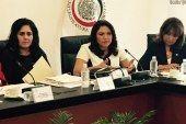 Rosa Adriana Díaz Lizama, parte de una comisión que investigará situación de jornaleros agrícolas