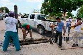 Comuna de Bacalar se prepara para la temporada de lluvias