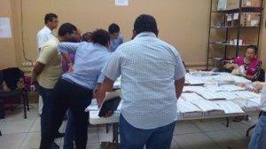 revision boletas electorales