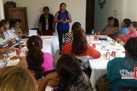 En el DIF hay que poner enfásis en la dignidad de la persona: Rosa Adriana Díaz Lizama