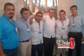 Edwin Flota Cocom, nuevo secretario de Acción Juvenil del PAN en Mérida