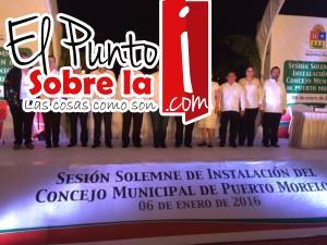 Consejo municipal puerto morelos