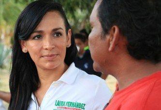 Finanzas sanas y transparencia en el manejo de los recursos: Laura Fernández