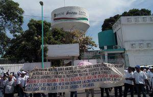 Manifestación CAPA