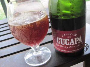 CUCAPÁ BARLEY WINE (CENTENARIO)